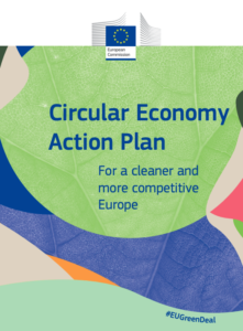 EC Circular Economy Action Plan - launched March 2020