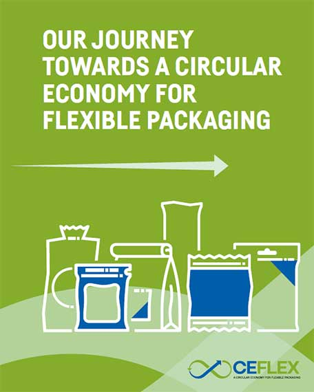 Our journey towards a circular economy for flexible packaging