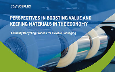 Perspectives in boosting value and keeping materials in the economy