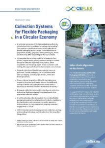 CEFLEX Position Statement on Collection